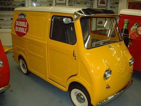 1958 Goggomobil Transporter