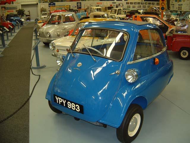 历史上的微型车