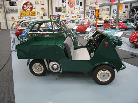 1955 BMW Isetta Jagdwagen