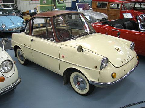 1962 Mazda R 360 Coupe