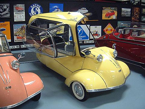 1960 Messerschmitt Kr 200