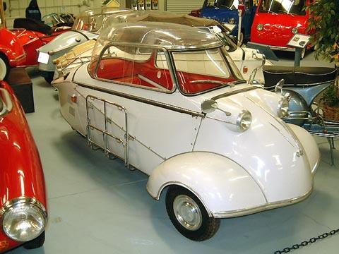1957 Messerschmitt KR 201 Roadster on RM Auction - eXtravaganzi